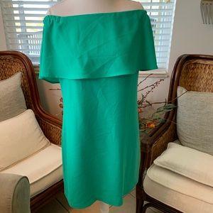 Dresses & Skirts - Charles Henry Beautiful Dress Green